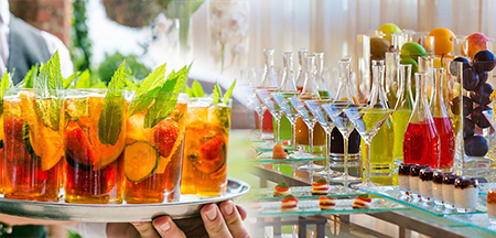 Catering Drinks and Beverages