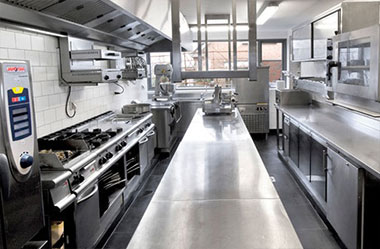 Beautiful Good Commercial Kitchen